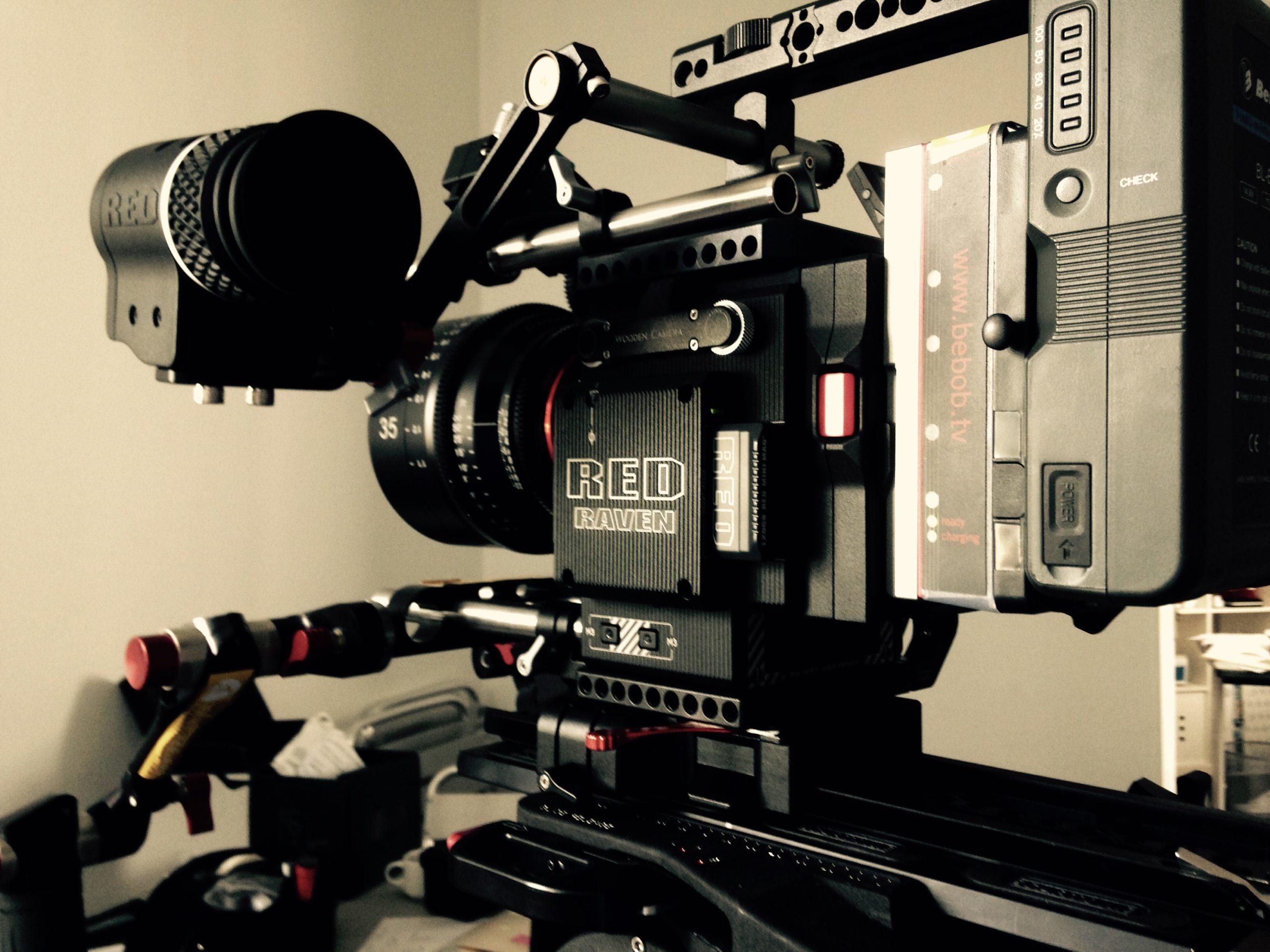 Kit Caméra Red Complet, Les Docks du Film