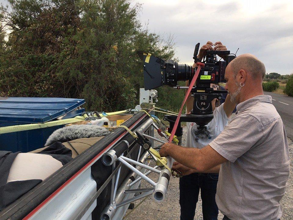 tournage documentaire à la légère