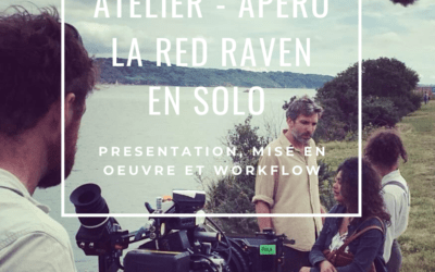 Atelier Caméra Red Raven