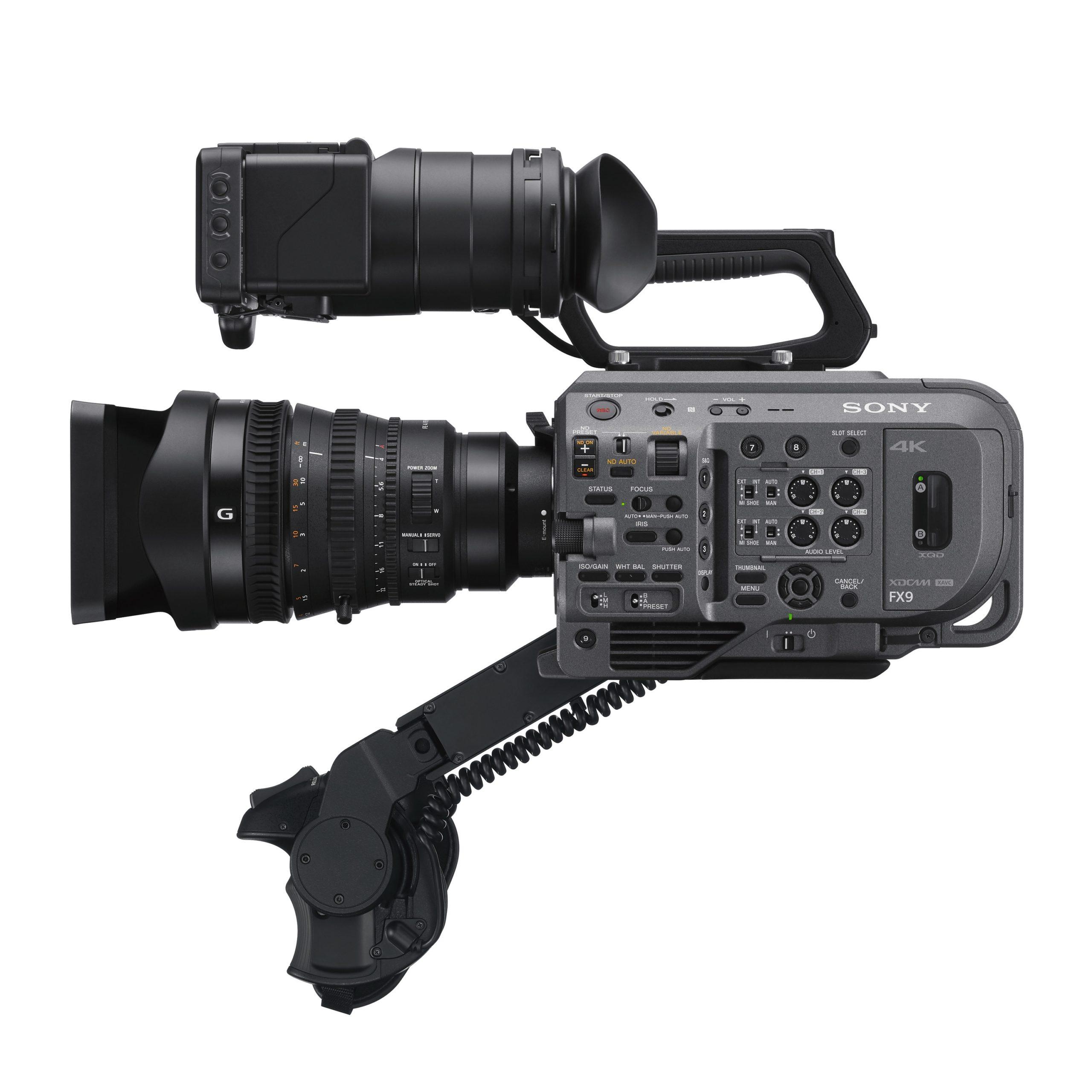 caméra FX9