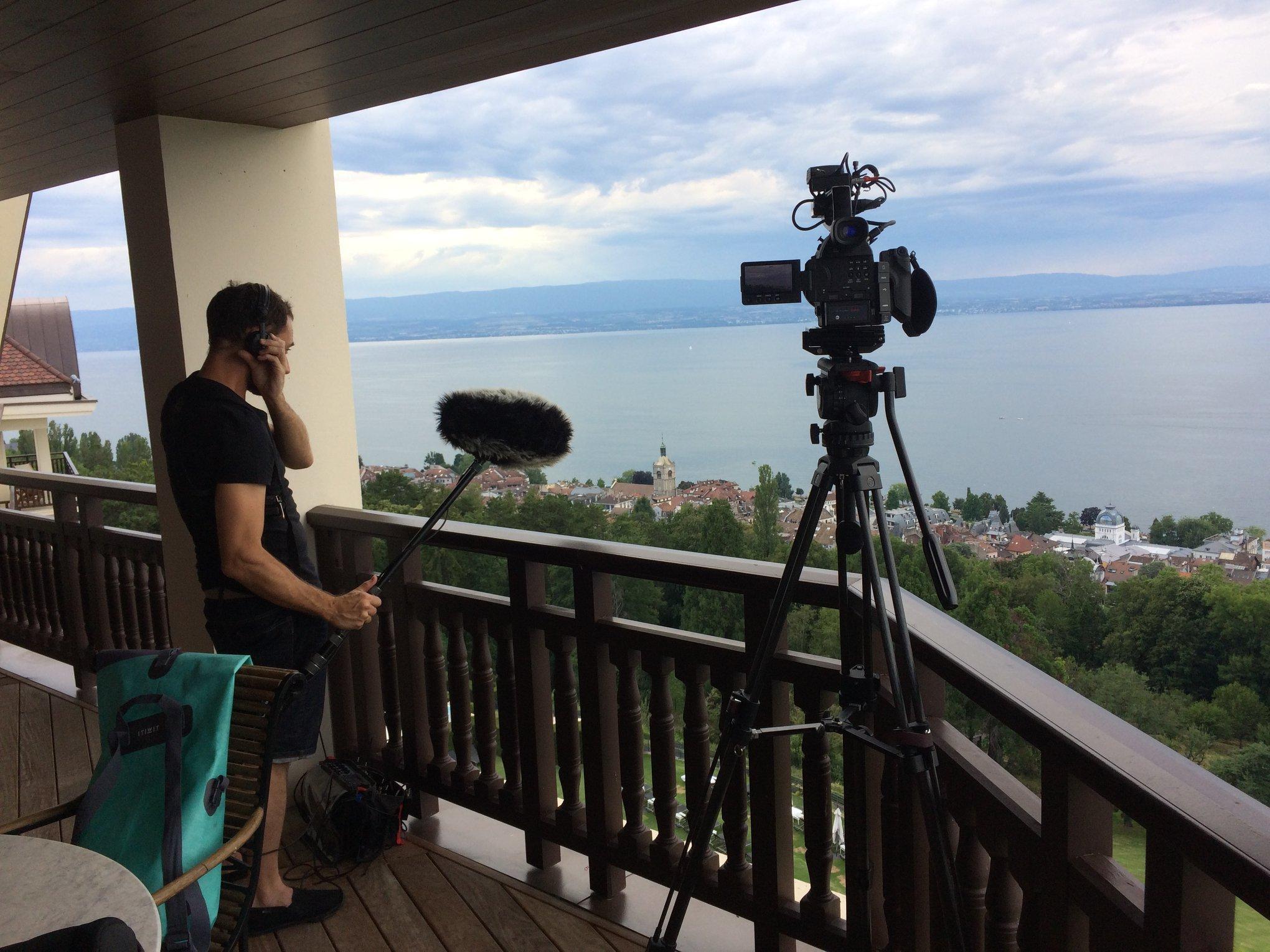 documentaire la cure prise de son balcon