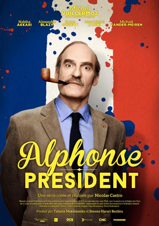 Alphonse président Saison 2