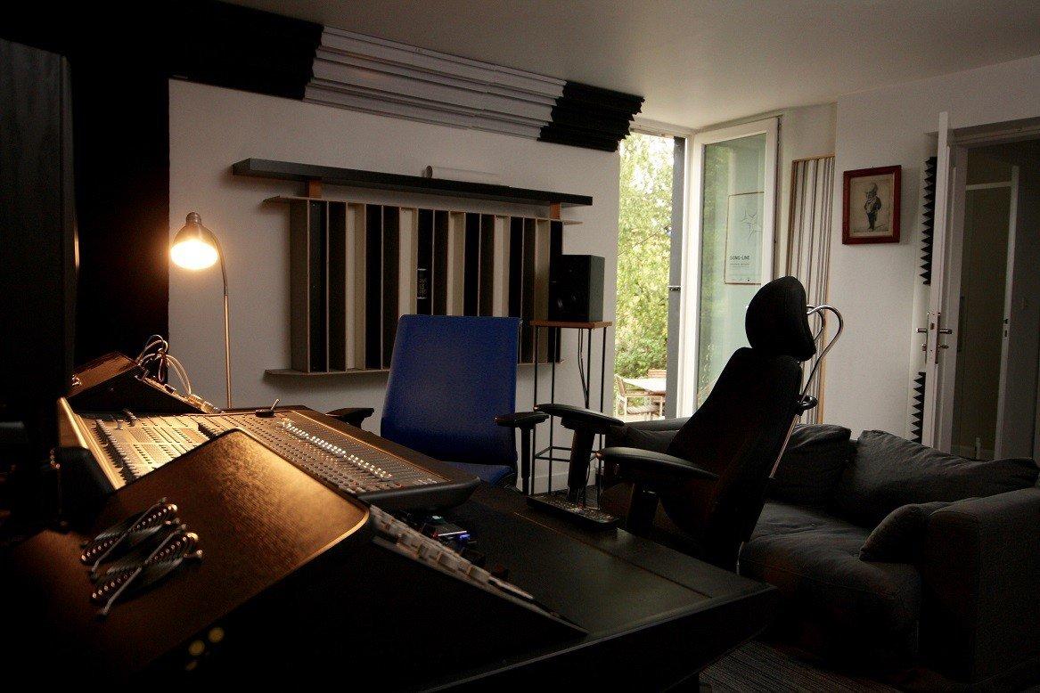Studio mixage cinéma protools HD