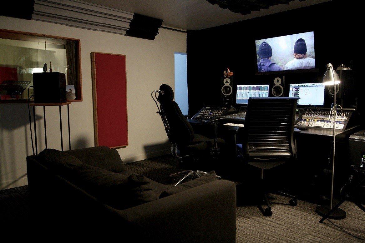 Studio de mixage 5.1 cinéma et audiovisuel à Nantes