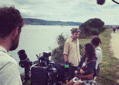 Red raven sur court-métrage Brest