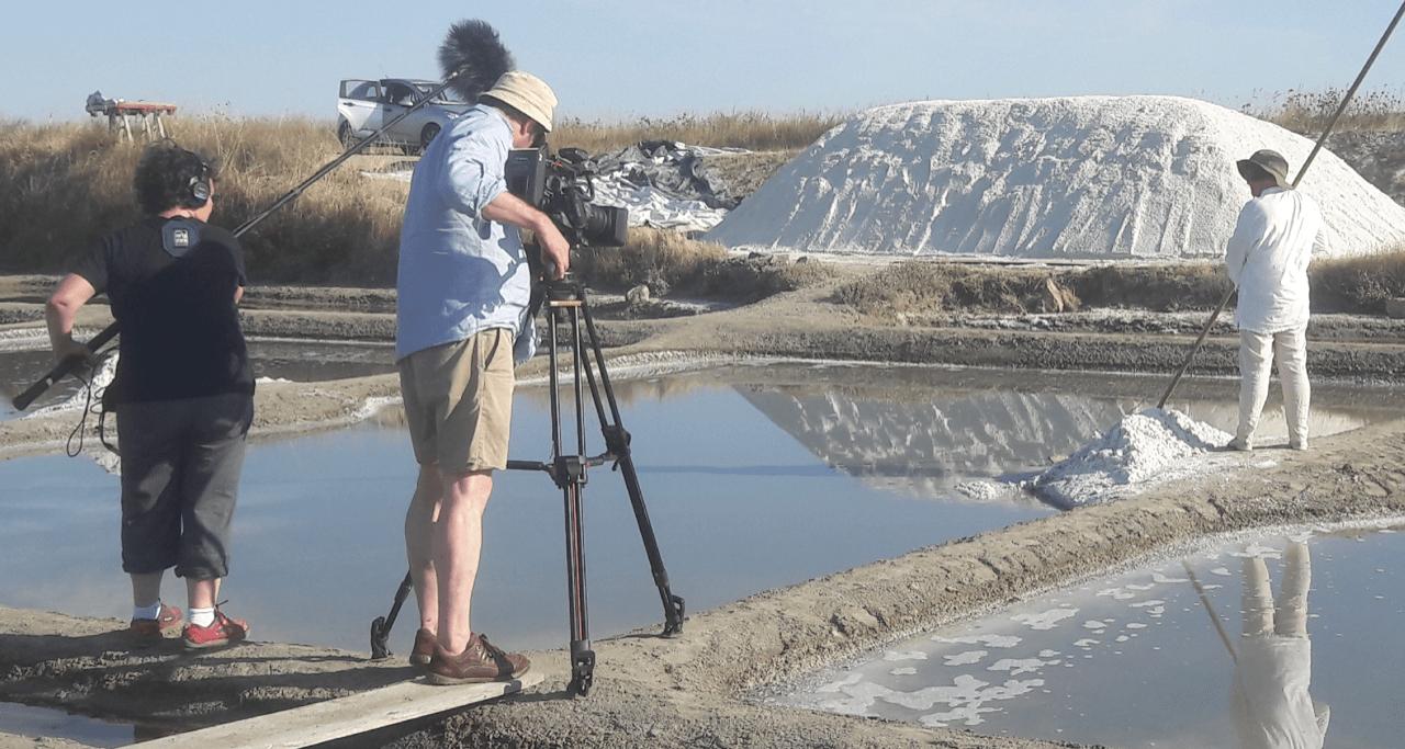tournage documentaire